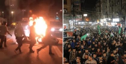 protesta celebra