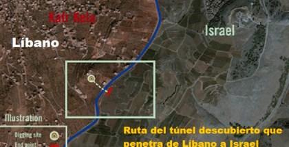 tunel hezbola