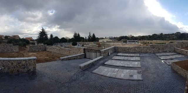 A New Jewish Cemetery in Madrid, with Pamela Rolfe