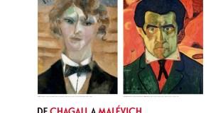 chagall malevich