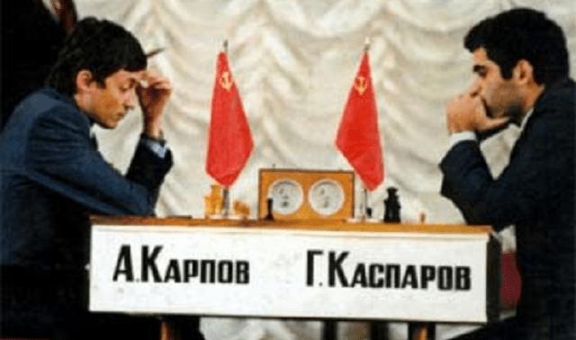Garri Kaspárov (II): lucha de titanes contra Karpov