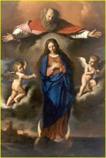 Maria quel che è di Maria! Il privilegio della Concezione Immacolata negato dal patriarcato di Mosca e dai suoi aderenti.