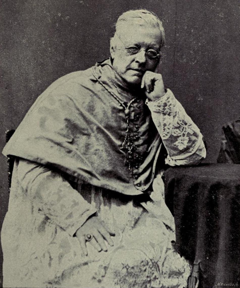 William Bernard Ullathorne, arcivescovo di Birmingham