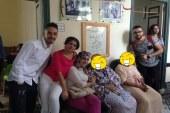 """مجموعة """"لاجونتيس"""" الفيسبوكية تدخل البهجة على نزلاء دار المسنين سيدي فريج"""