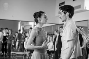 Andra Ionete (Manon) si Liam Morris (Lescaut)