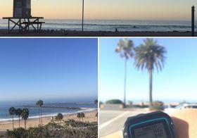 Wonderful open water swim this morning in Corona Del Mar. #triathlontraining #nuunlife [instagram]