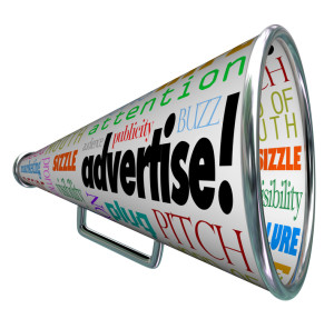 advertise bussines with raffle