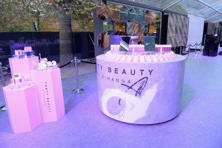 Sephora ospita il lancio di Fenty Beauty a Parigi - Jardin des Tuileries in September 21, 2017 in Paris, France. (Photo by Dominique Charriau/Getty Images for Fenty Beauty)