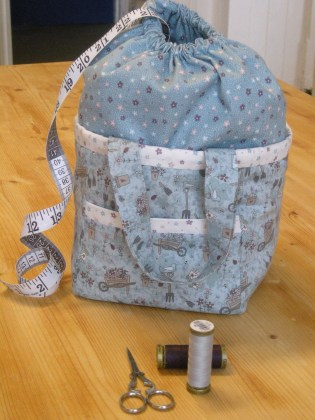 Sewing Bag 012