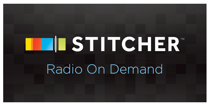 We're On Stitcher!