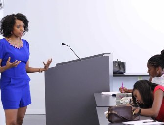 Black Girls Rock! Queens Camp Feminism Lecture