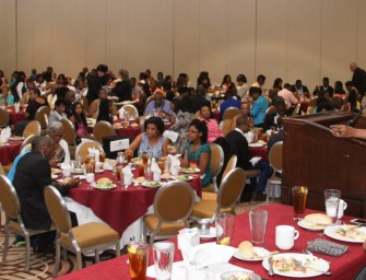 NAACP Convention Roy Wilkins Youth Leadership Luncheon