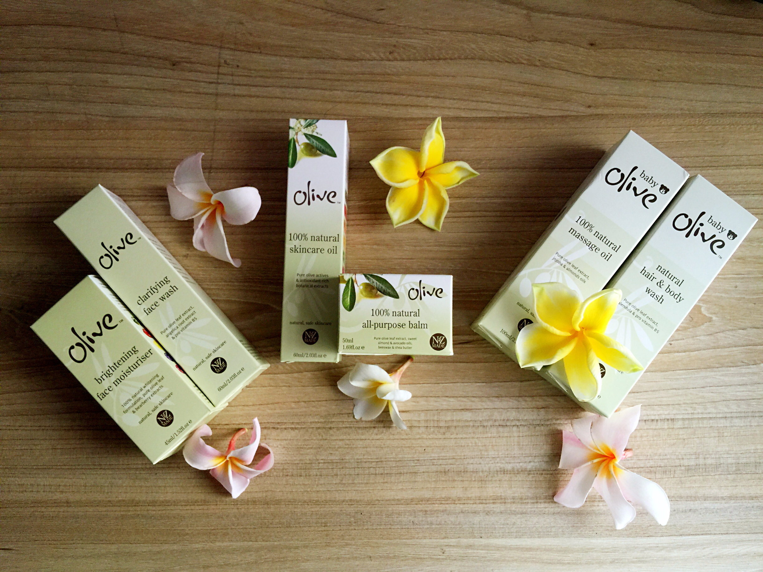 [Review + Discount Code]Olive Owesomeness – sheer bliss for your skin…