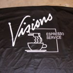 Visions Espresso Banners