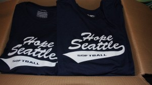 Hope Seattle Softball Jerseys