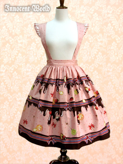 Innocent World Chocolate Fountain Skirt