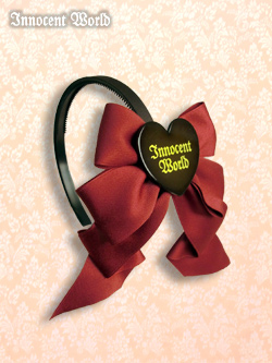 Innocent World Chocolate Fountain Headbow
