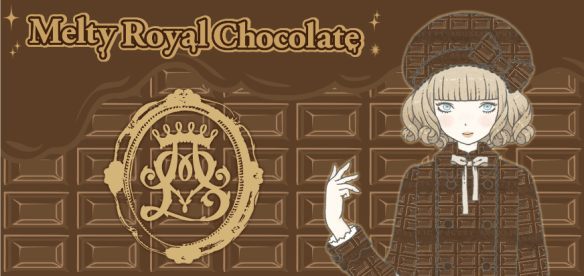 melty royal chocolate