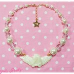 Angelic Pretty Day Dream Carnival Pearl Choker