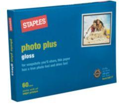Staples Photo Paper