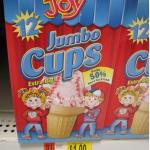 *HOT* Box fo Joy Ice Cream Cones Only $0.50!