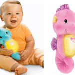 Fisher-Price Ocean Wonders Soothe and Glow Seahorse $9.10 Shipped