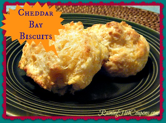 Cheddar Bay Biscuits ~ Bringing Red Lobster to Your Table