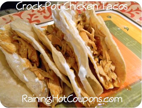 crock pot chicken tacos 3