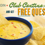 *HOT* FREE Bowl of Original Queso from On The Border