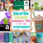 And the Fan of the Week is….(Amazon Gift Card) 6/12