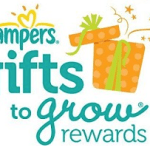 45 Free Pampers Gifts to Grow Points + 100 Points for New Members
