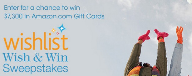 Enter to Win a $7300 Amazon Gift Card (3 Winners!)