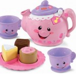 *HOT* Fisher-Price Laugh & Learn Say Please Singing Tea Set Only $8.99 Shipped! (Reg. $18.99)