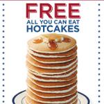 Bob Evans: FREE Pancakes for Veterans & Military on 2/17