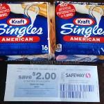Safeway: Kraft Singles Only $0.99