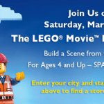 FREE Kid's LEGO Building Event at Barnes & Noble (Limited Space!)