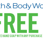 *HOT* Bath & Body Works: FREE Full-Size Hand Soap (TODAY Only!)