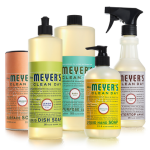 Smiley360: FREE Mrs. Meyer's Full-Size Cleaning Products!