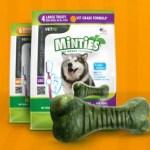 *HOT* FREE Minties Dog Treats Sample