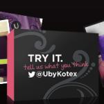 FREE U by Kotex Sample Pack