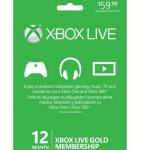 *HOT* Xbox LIVE 12 Month Membership Card Only $39.99 + FREE Shipping (Reg. $59.99!)