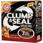 Target: Arm & Hammer Clump & Seal Cat Litter Only $4.94