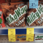 Walgreens: Mars Snickers or Milky Way Bites Only $1.50