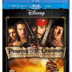 Pirates of the Caribbean: The Curse of The Black Pearl on Blu-Ray Only $5.99 (Reg. $20.00)!