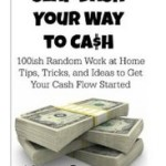 Amazon: 100 Random Work at Home Tips, Tricks, and Ideas to Get Your Cash Flow Started ebook/Kindle Only $4.99!