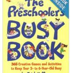 *HOT* Preschooler's Busy Book: 365 Creative Games & Activities Only $5.62!