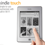 Kindle Touch Refurbished Only $55 + FREE Shipping!