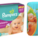 *HOT* Pampers JUMBO Pack of Diapers Only $4.99 (Reg. $9!) + Baby Coupon RESETS!