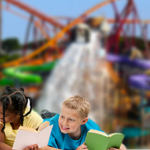 *HOT* FREE Tickets to Six Flags when Child Reads for 6 Hours! (Ends 3/3!)