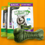 Free Minties Dog Treats Sample